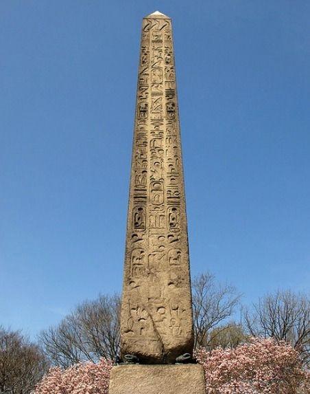 Cleopatras needle
