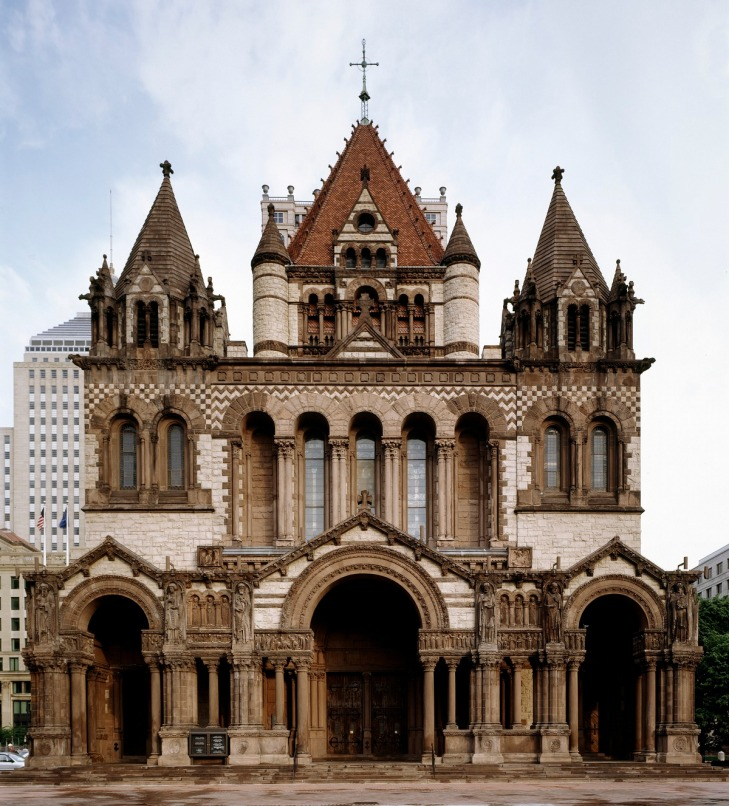 Boston's Trinity Church